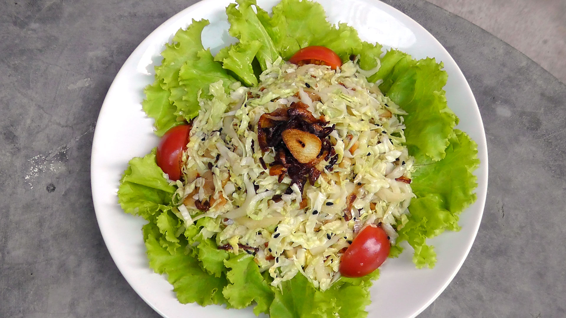 vegan-vegetarisches-burmesisches-rezept-ingwer-salat