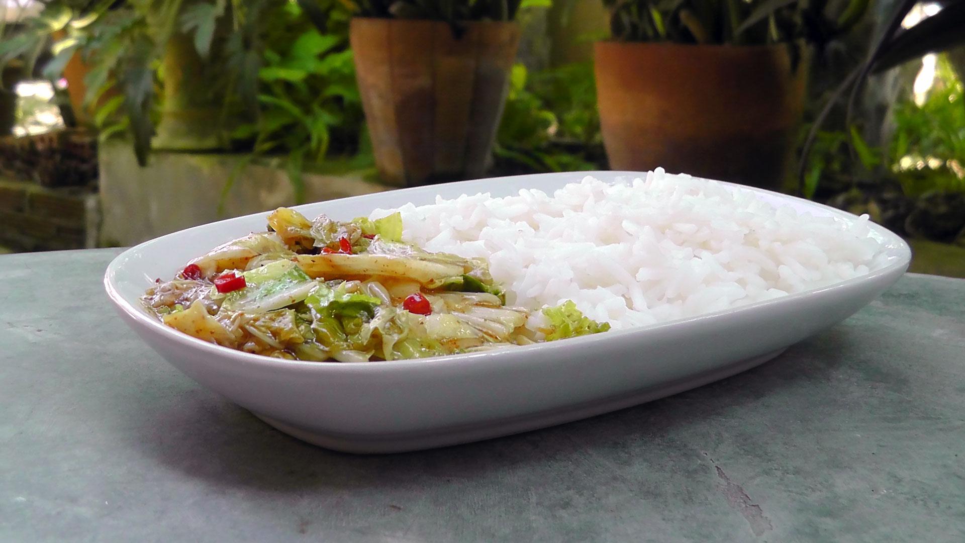 vegan-vegetarisches-chinesisches-chinakohl-scharf-sauer-rezept