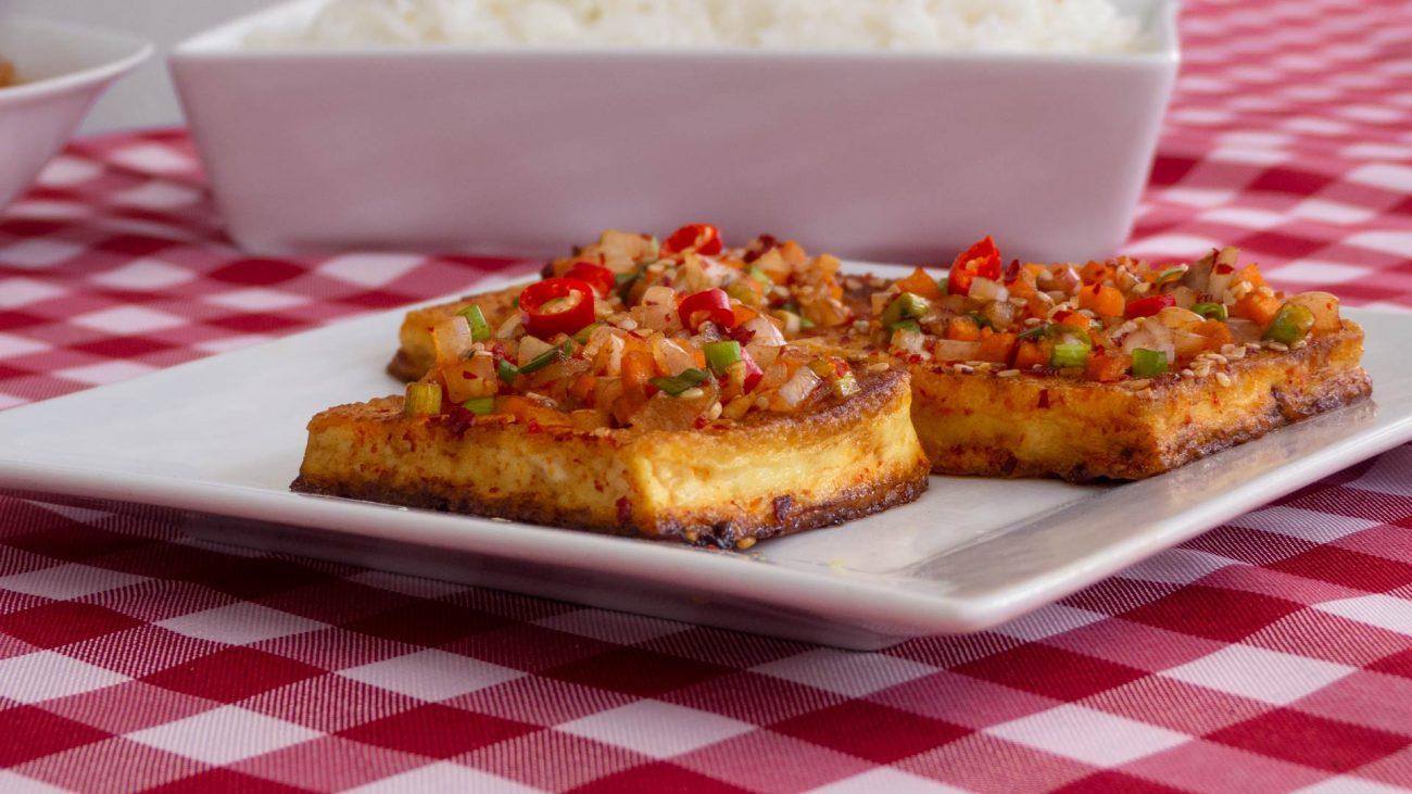 geschmorter-tofu-koreanisch